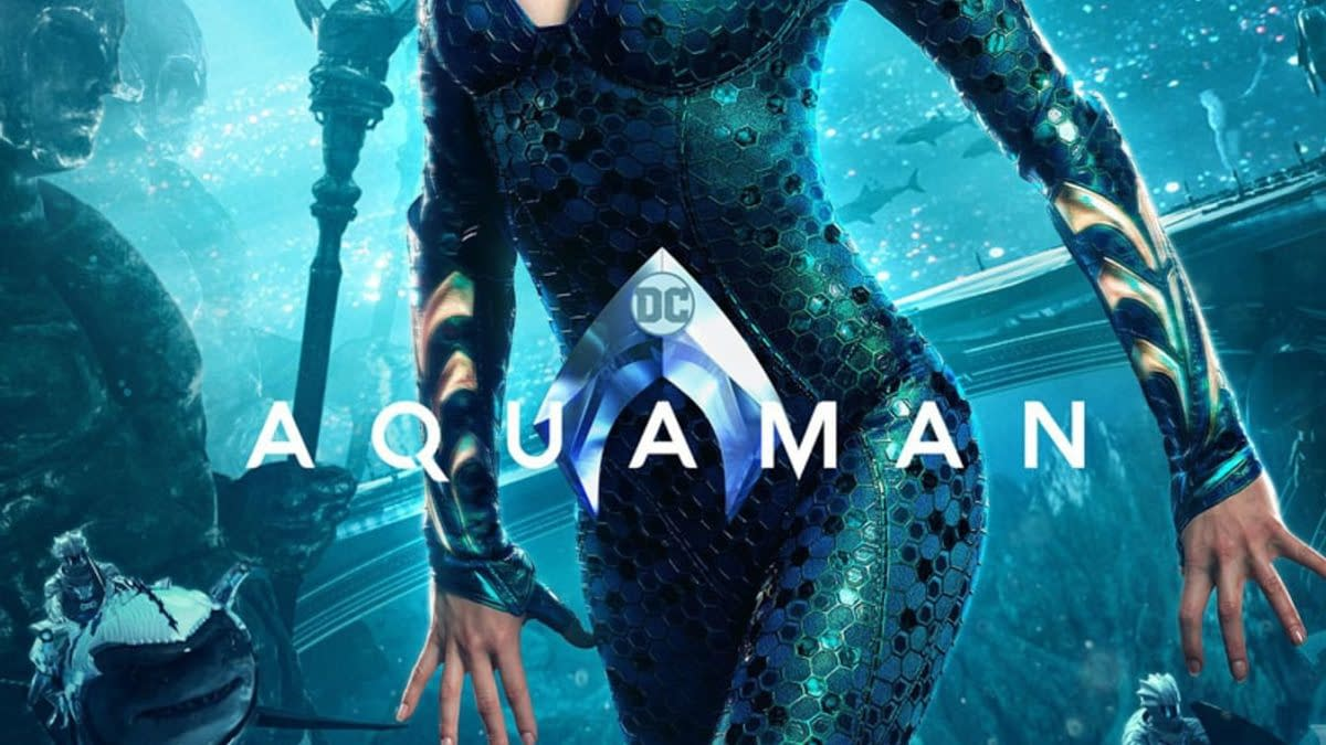Aquaman 2 Producer Says They Won't Be Cutting Amber Heard