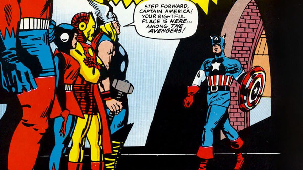The Avengers #4 (Marvel, 1964)