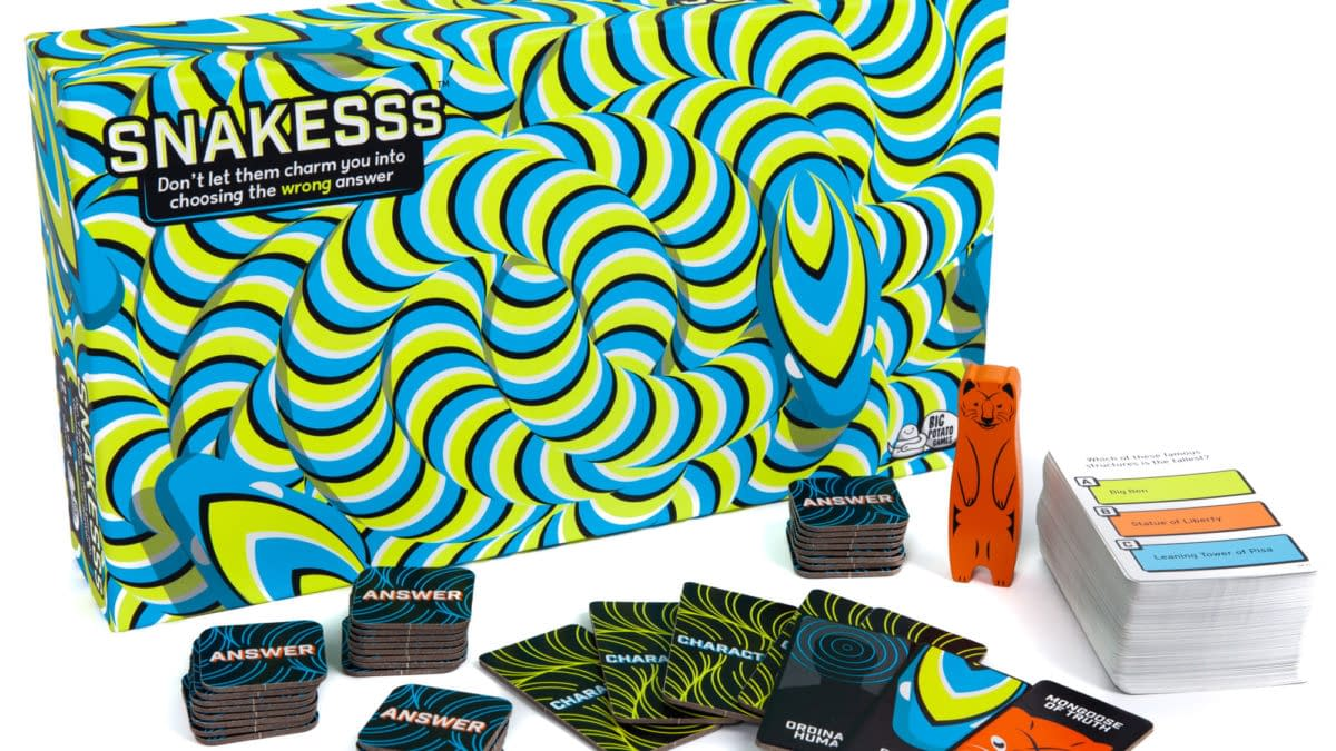 Snakesss By Big Potato Games Will Hit Amazon Webstore This Month