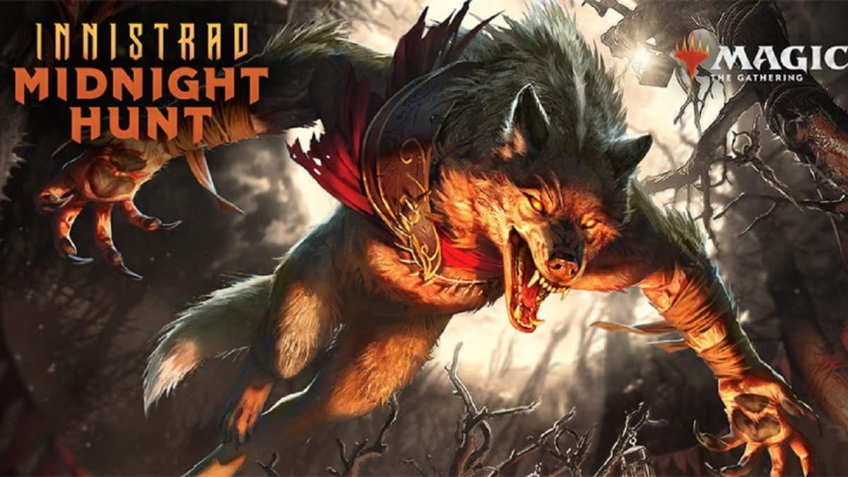 Magic: The Gathering Teases New Innistrad Set: Midnight Hunt