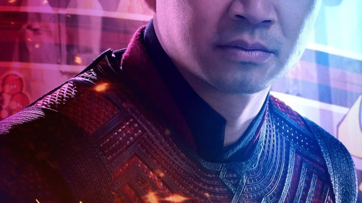 6 New Character Posters for Shang-Chi and The Legend of The Ten Rings