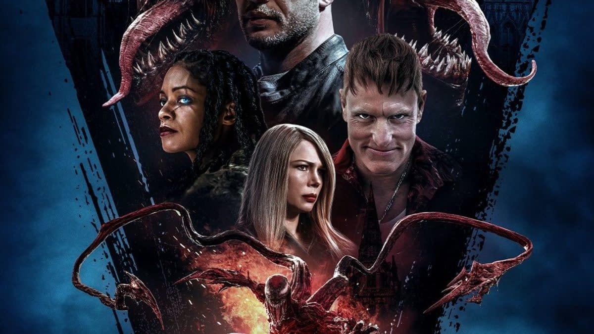 New Venom: Let There Be Carnage Poster Teases the Entire Cast