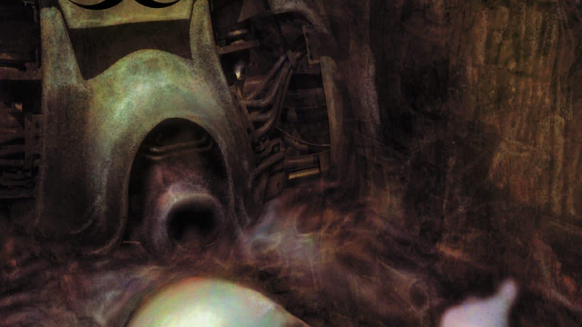 Cover image for BATMAN REPTILIAN #4 (OF 6) CVR A LIAM SHARP (MR)