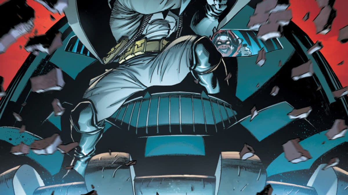 Cover image for BATMAN THE DETECTIVE #5 (OF 6) CVR A ANDY KUBERT
