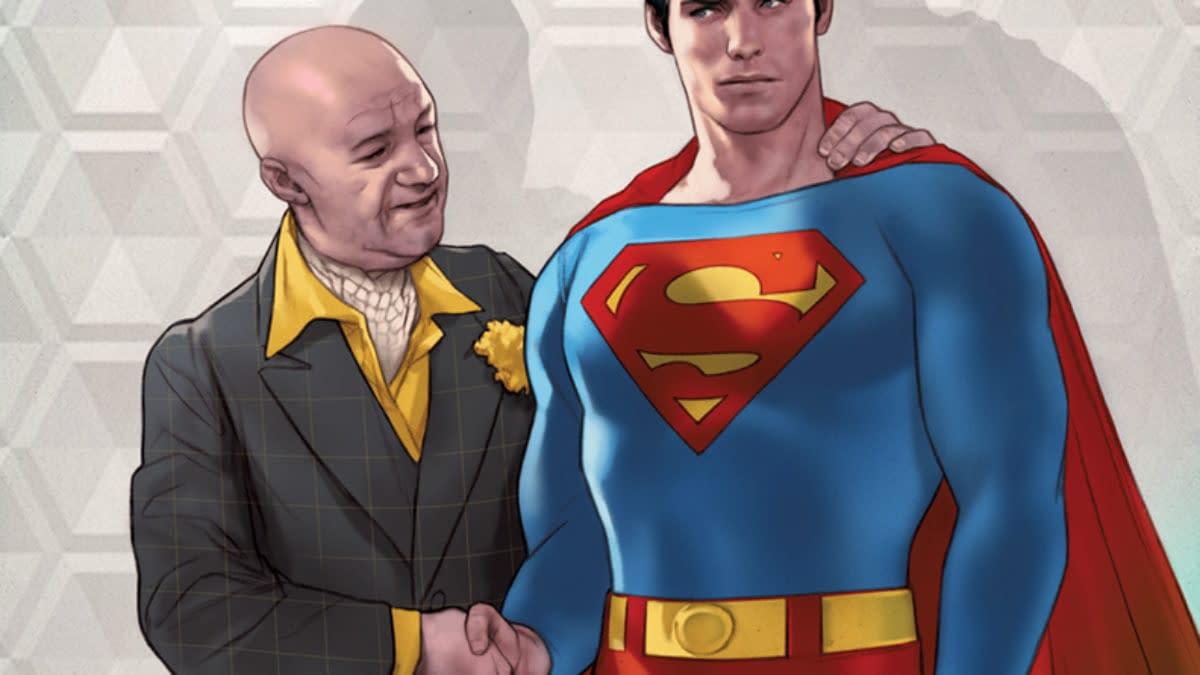 Cover image for SUPERMAN 78 #2 (OF 6) CVR A BEN OLIVER