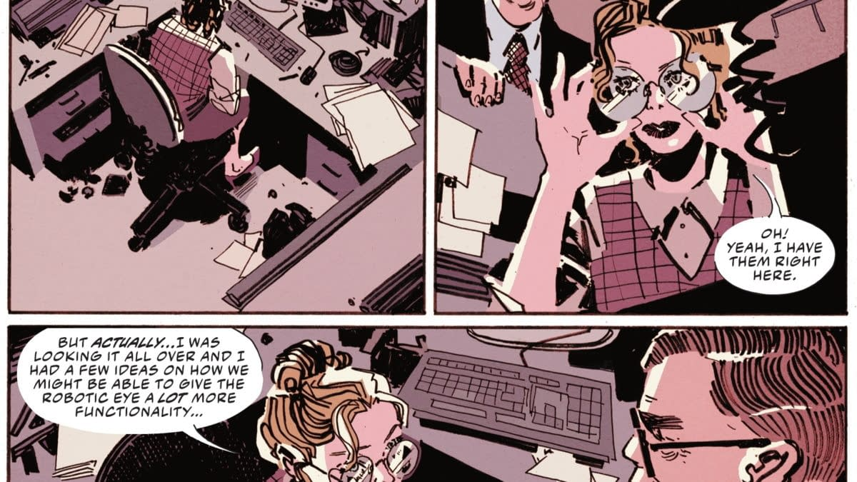 Miracle Molly As A Fable Of Work-For-Hire And Creator-Owned Comics