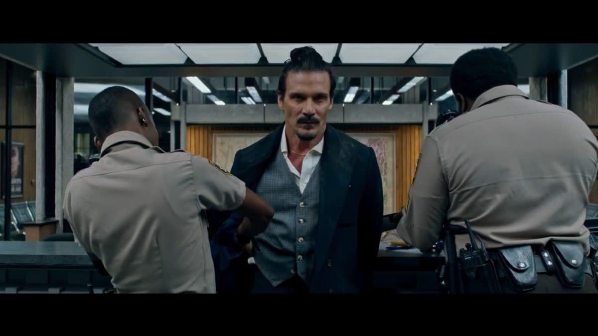 Copshop Star Frank Grillo on Studio Changes, Director Joe Carnahan
