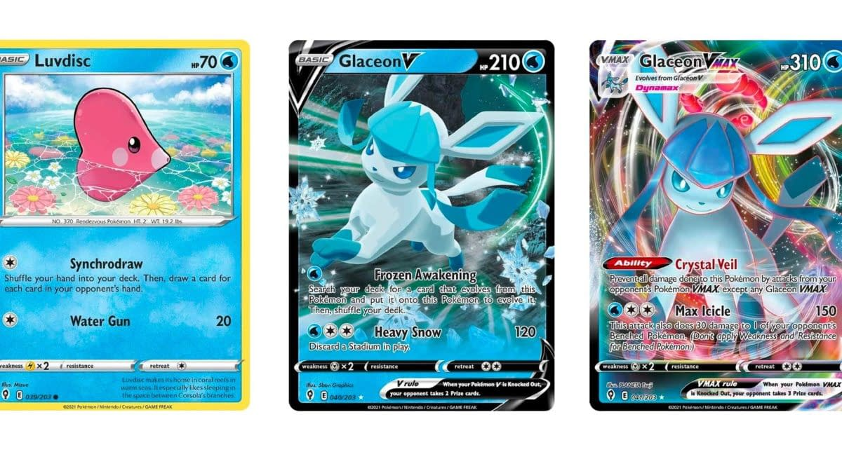 The Cards of Pokémon TCG: Sword & Shield - Evolving Skies Part 6