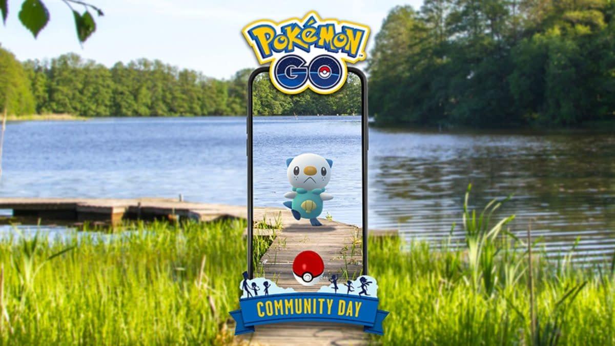 Pokémon GO Event Review: Oshawott Community Day