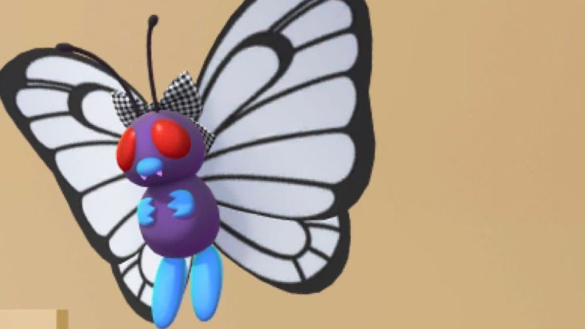 Butterfree Raid Guide for Pokémon GO Players: September 2021