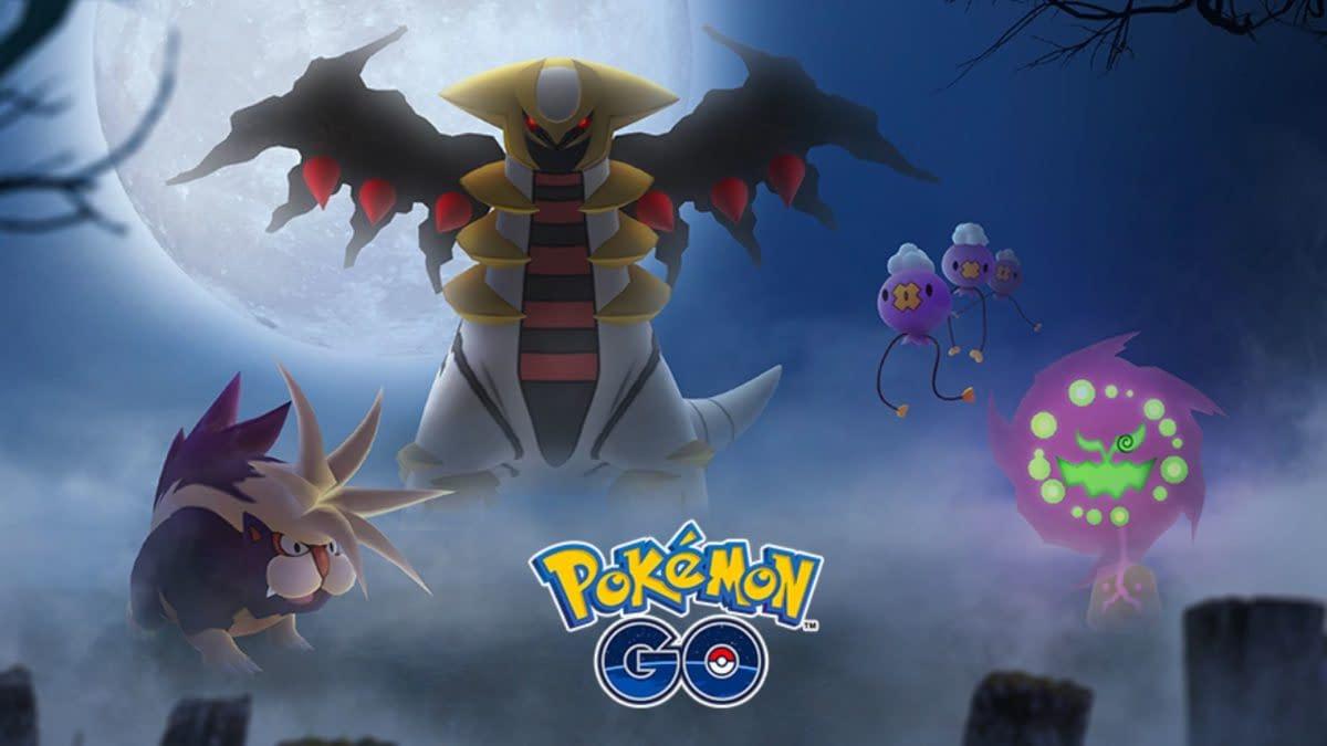 Pokémon GO Theories: Who Will Be the Halloween 2021 Raid Boss?