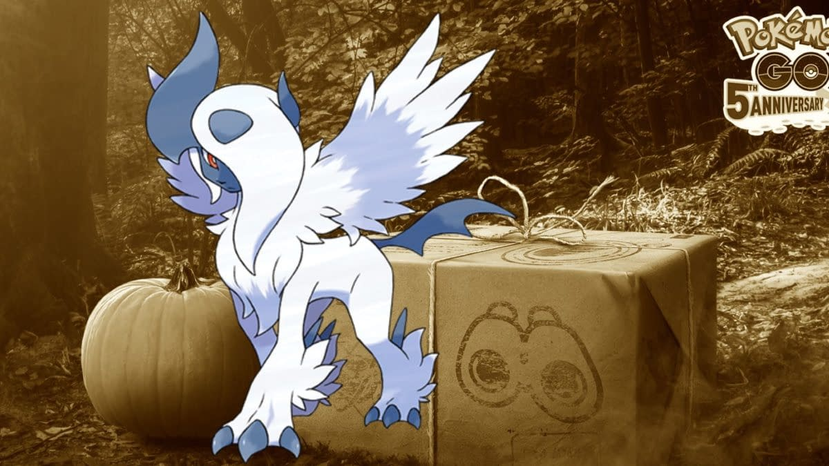 Pokémon GO Announces Mega Absol's Arrival for Halloween 2021