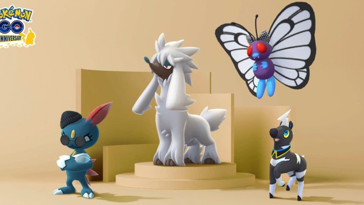 Tasks & Rewards for Fashion Week 2021 Timed Research in Pokémon GO