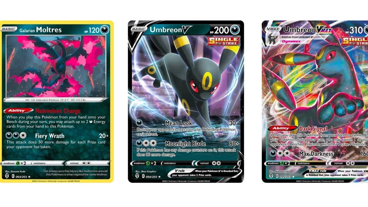 The Cards of Pokémon TCG: Sword & Shield - Evolving Skies Part 14