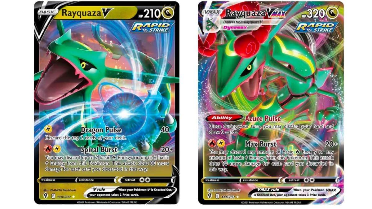 The Cards of Pokémon TCG: Sword & Shield - Evolving Skies Part 16