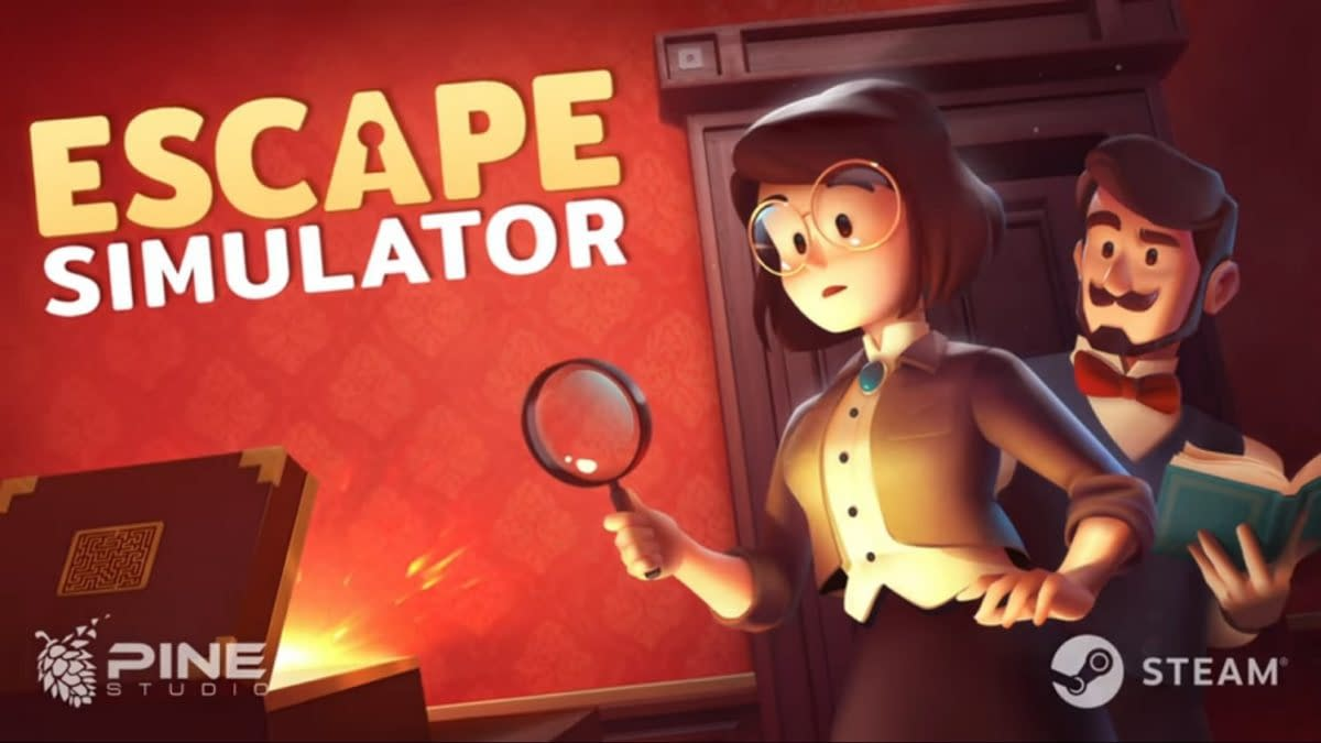Escape Simulator Pushes Out A New Trailer & Release Date