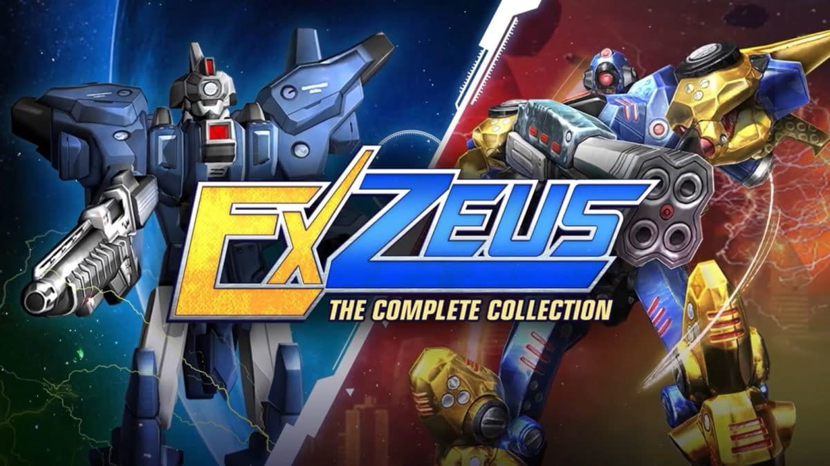 ExZeus: The Complete Collection Will Be Released This Month