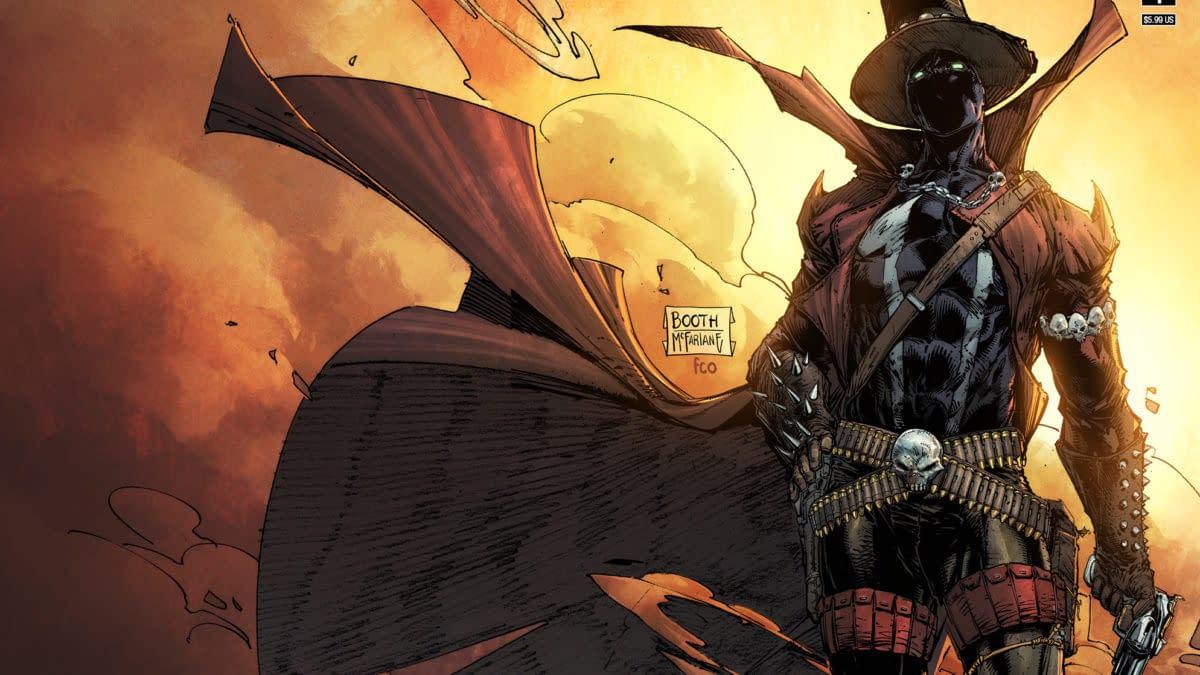 Gunslinger Spawn #1 Beats Spider-Gwen With 365,000 Orders