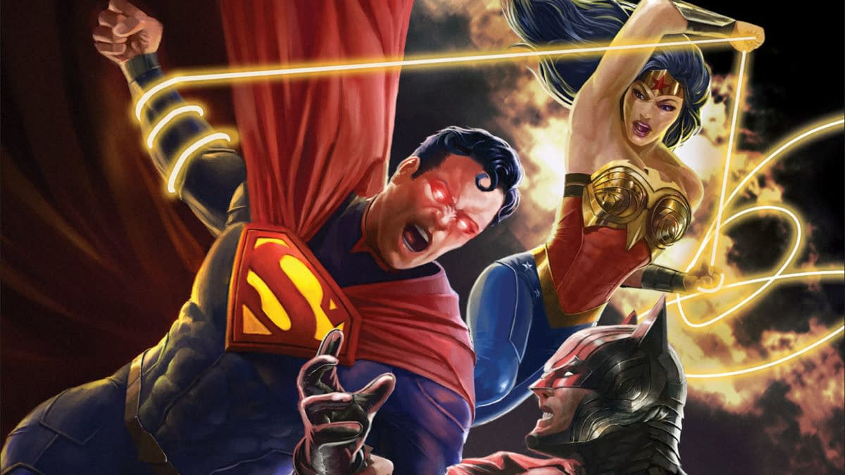 Check Out The Injustice Red Band Trailer