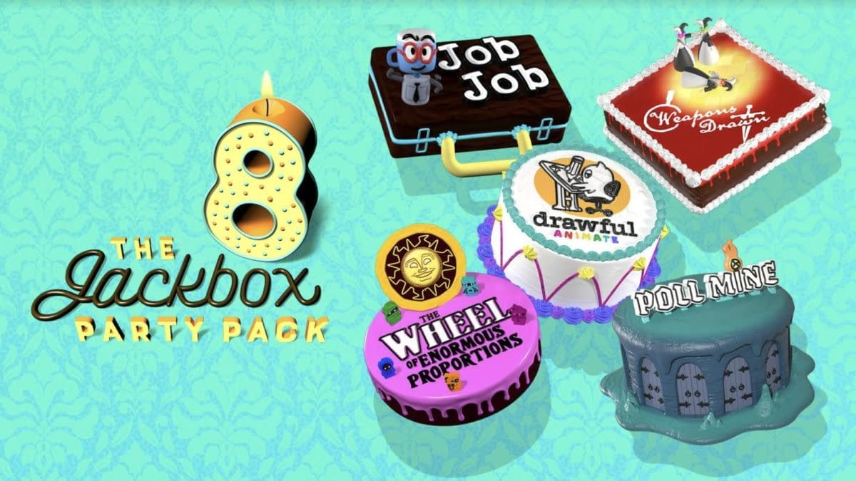 Jackbox Party Pack 8 Releases Its First Official Trailer