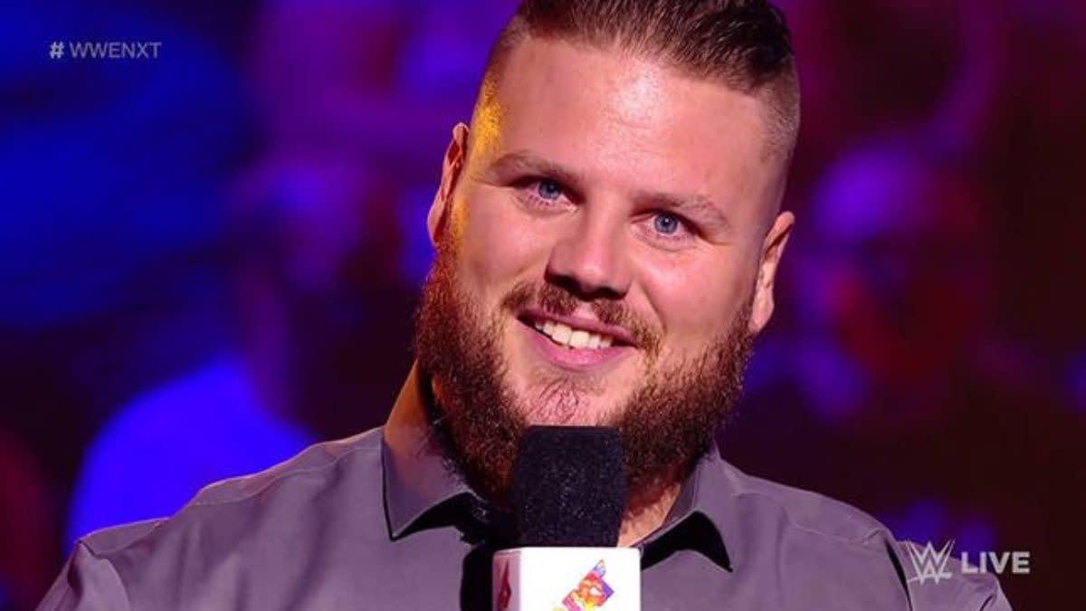 "NXT 2.0's ""Woke"" Joe Gacy Has Already Been Canceled By WWE"