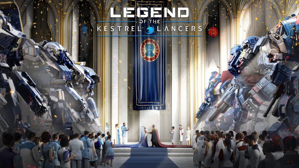 MechWarrior 5 Announces Legend Of The Kestrel Lancers Expansion