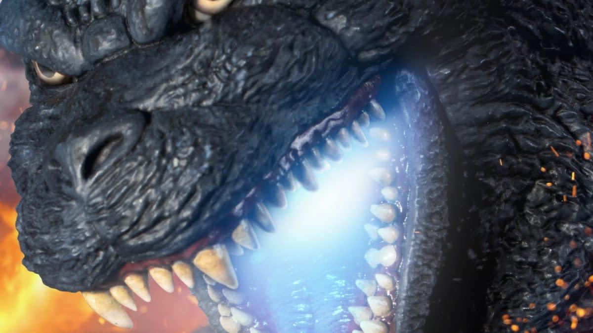 "Mezco Toyz Reveals Massive 18"" Godzilla King of the Monsters Figure"