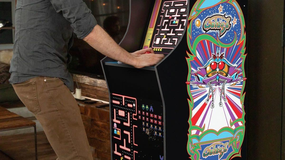Arcade1Up Unveils Ms. Pac-Man/Galaga Split Class Of '81 Arcade Cabinet