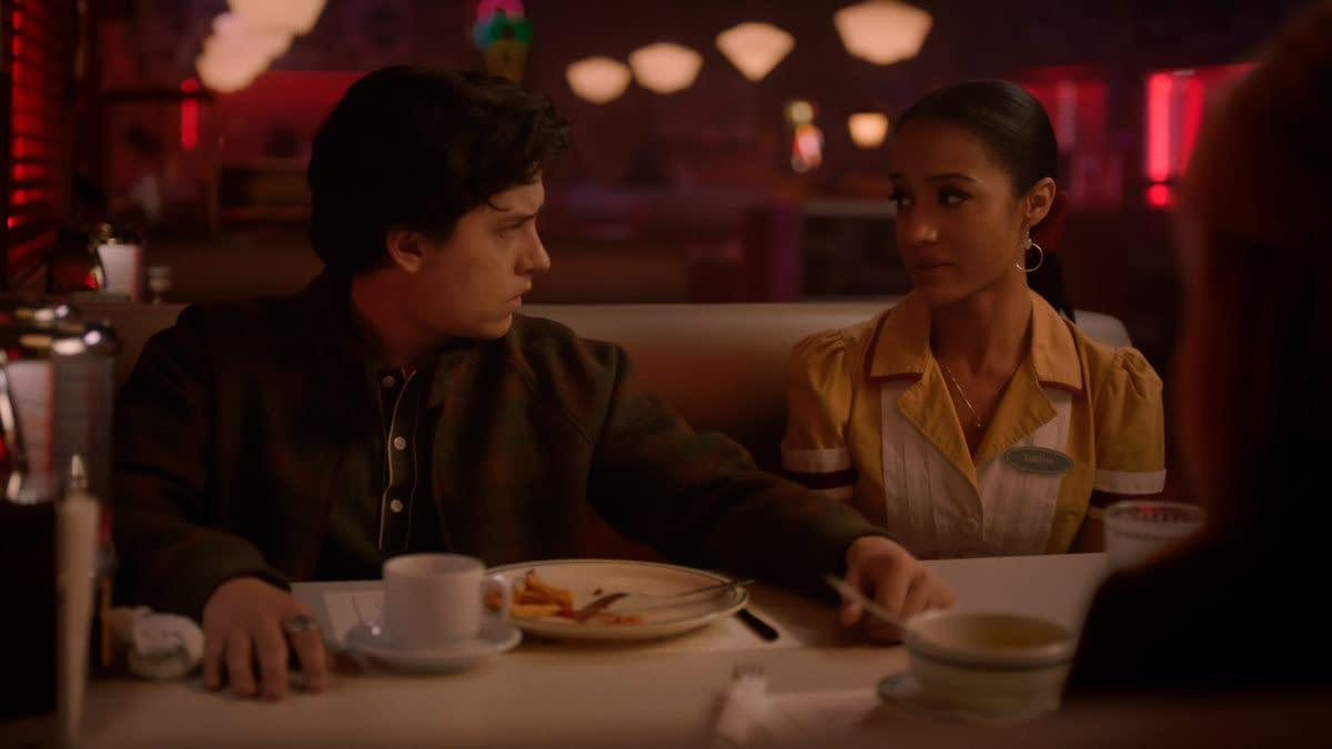 Riverdale Season 5 E17 Preview: Tabitha, Jughead & Betty Investigate