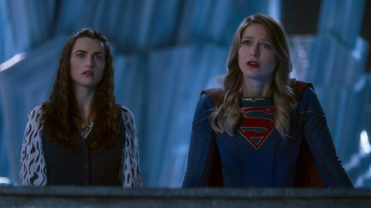 Supergirl Star Katie McGrath Discusses Series Impact; S06E13 Preview