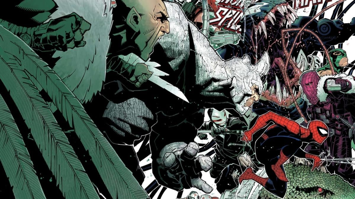 Marvel Comics To Follow Non-Stop Spider-Man With Savage Spider-Man