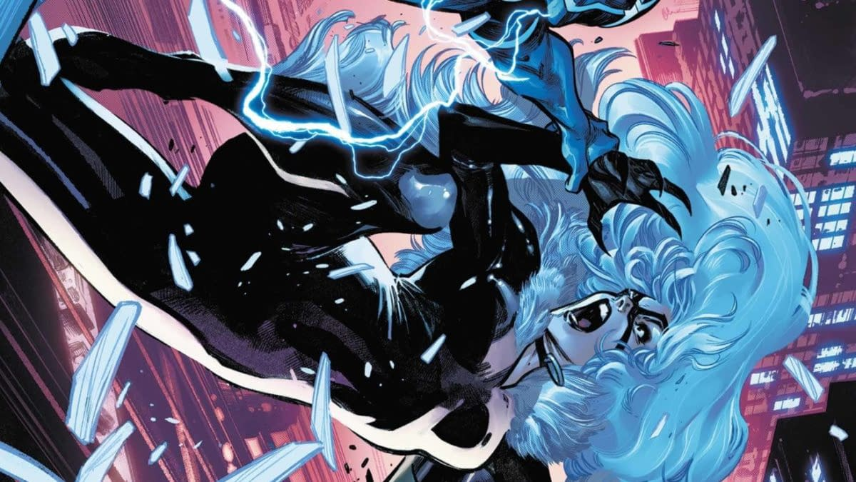 Cover image for BLACK CAT #10