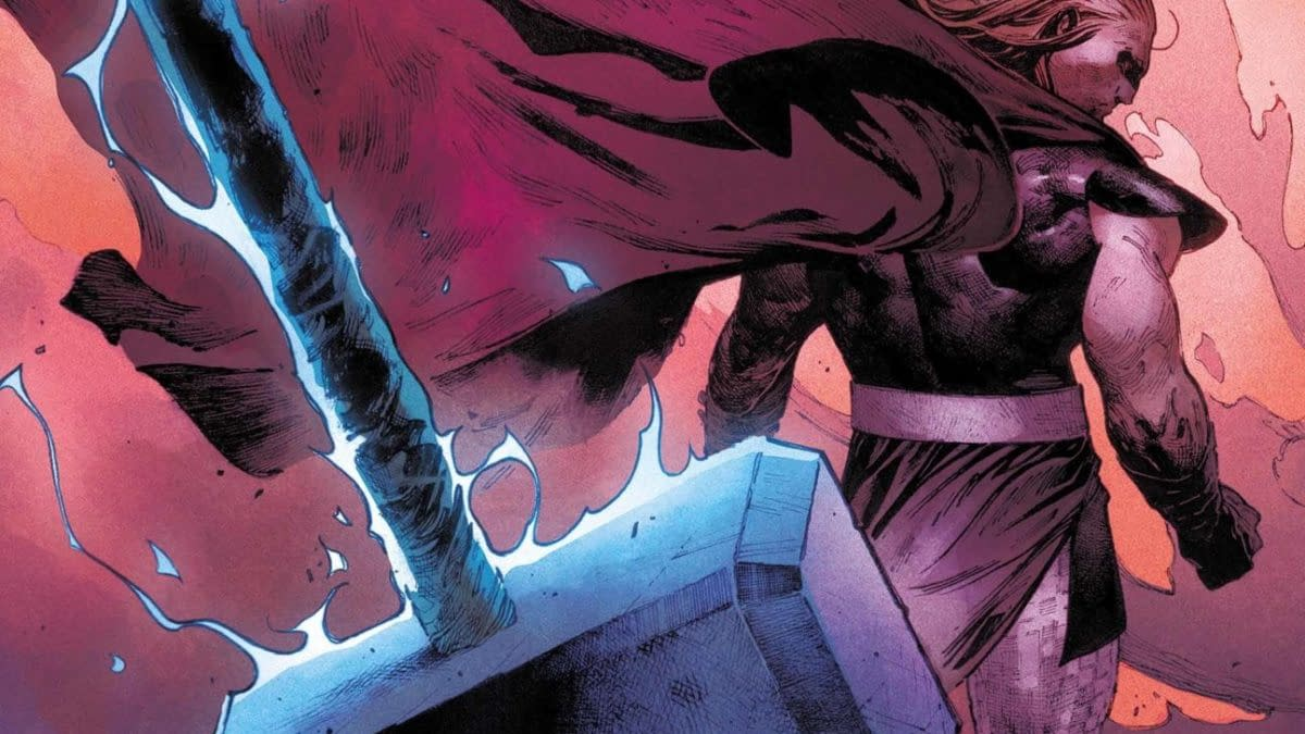 Cover image for THOR #17
