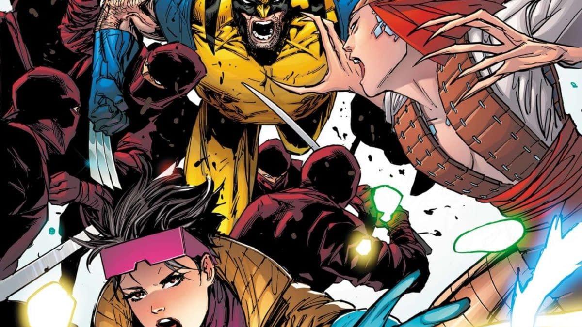 Cover image for X-MEN LEGENDS #7