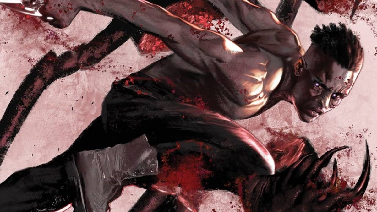 James Tynion's House of Slaughter #1 Nets Nearly 500,000 Copies