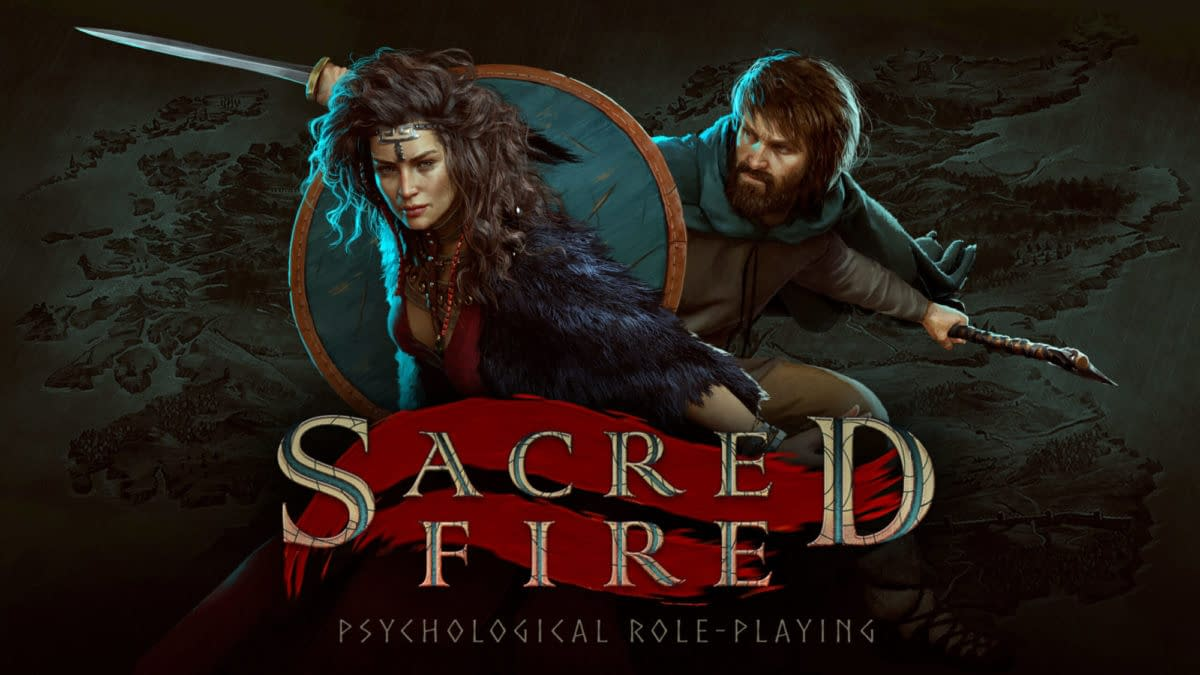 Sacred Fire Will Be Released In Early Access Next Month