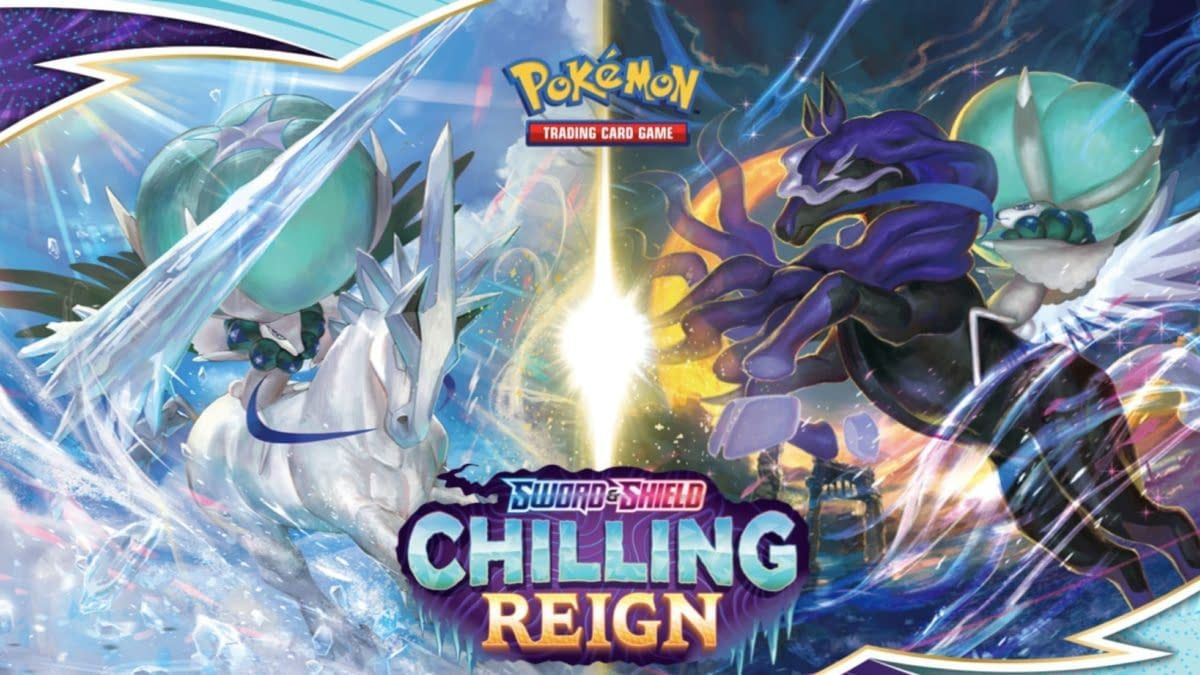 Pokémon TCG Value Watch: Chilling Reign in September 2021