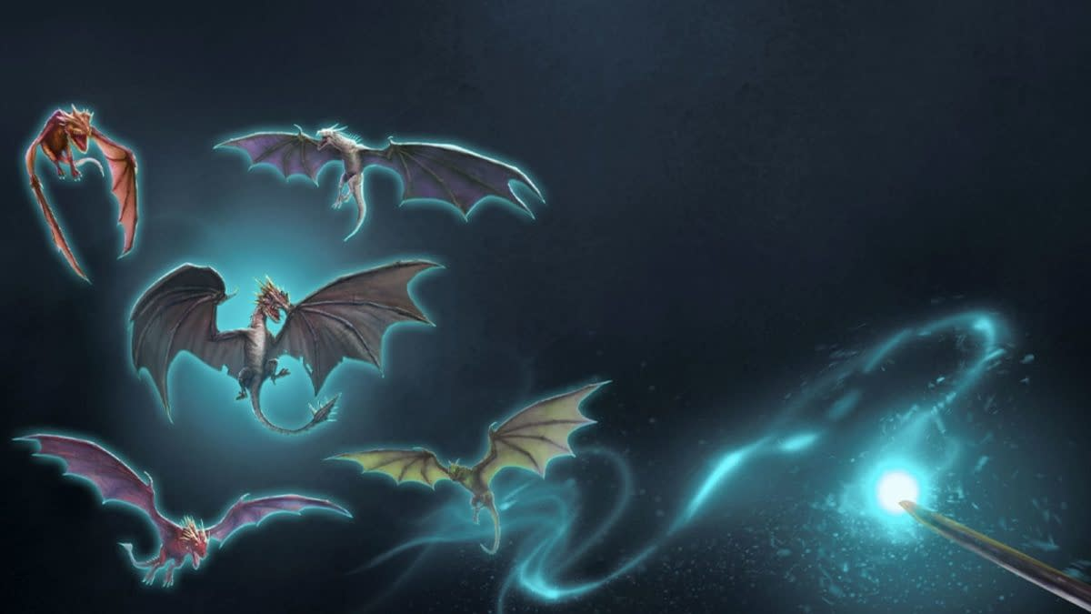 Hungarian Horntail Event Tomorrow in Harry Potter: Wizards Unite
