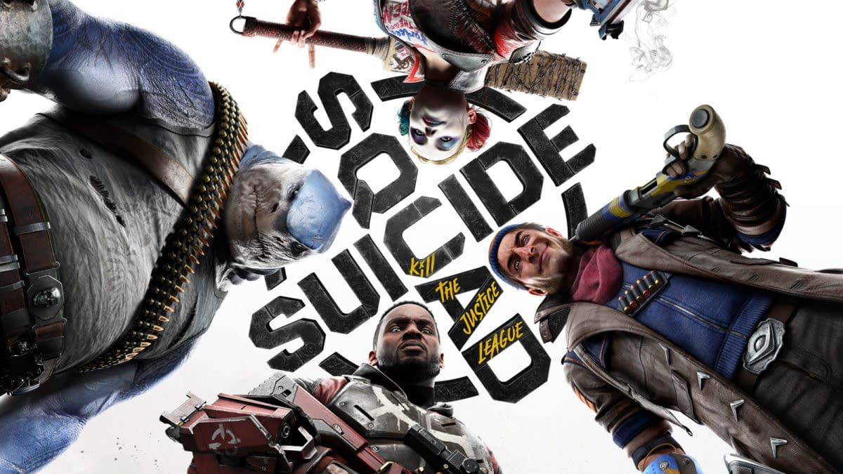 Suicide Squad: Kill the Justice League Reveals New Artwork