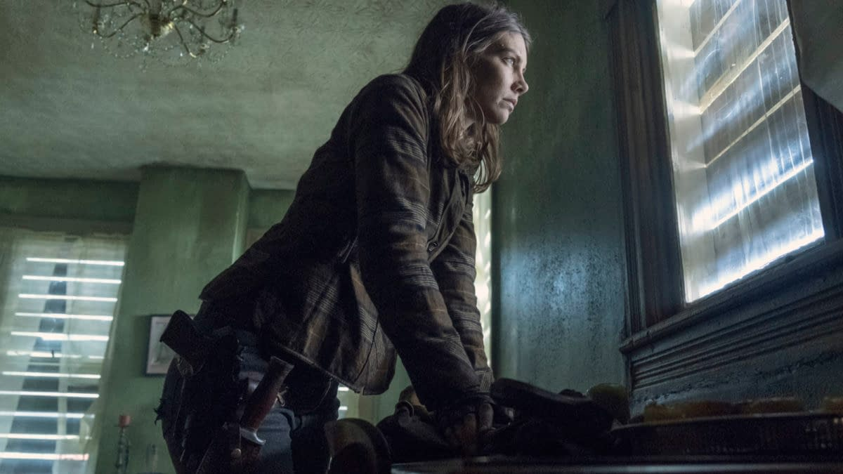 "The Walking Dead: JDM Has An ""Adora-ble"" Nickname for Lauren Cohan"
