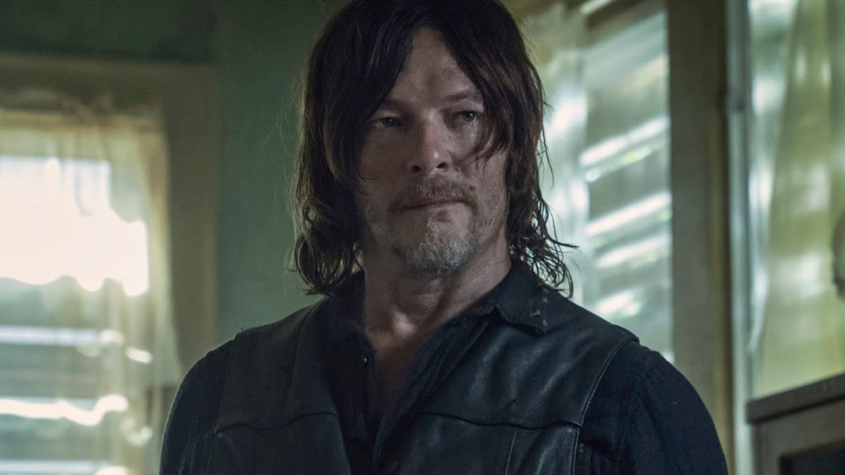 """The Walking Dead S11E06 """"On the Inside"""": Daryl's Difficult Decision"""