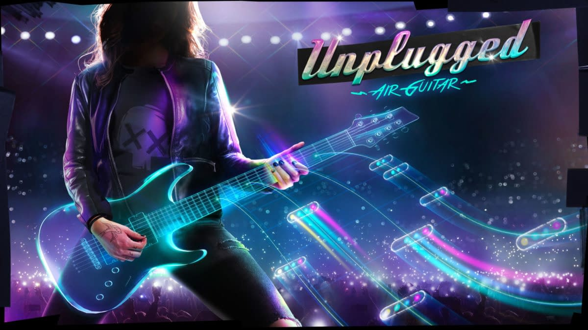 VR Music Game Unplugged Headed To Oculus Quest