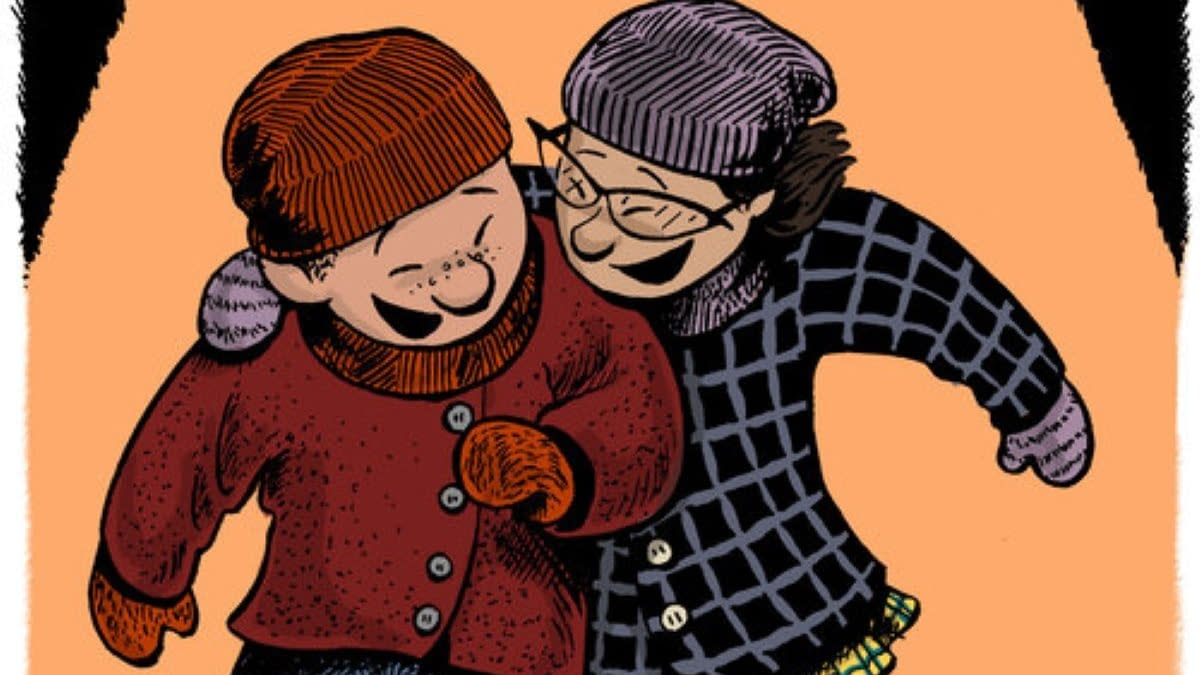 North For The Winter, a New Graphic Novelby Pixar'sBobby Podesta