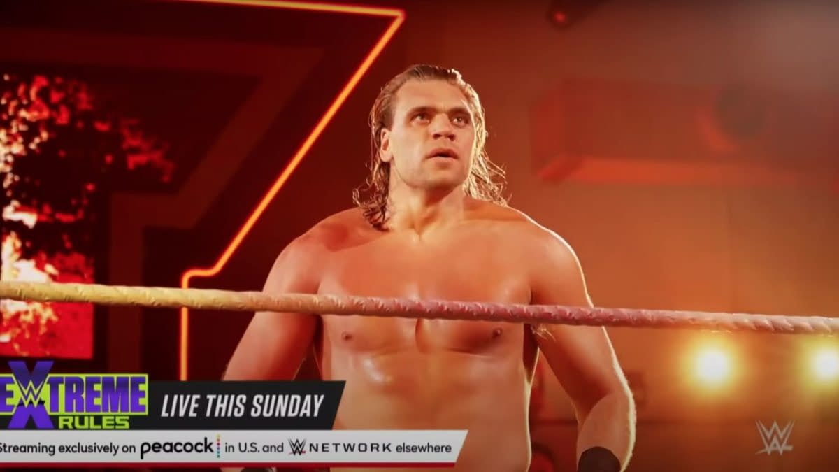 Is NXT's Von Wagner WWE's Next Big Thing? WWE Management Thinks So