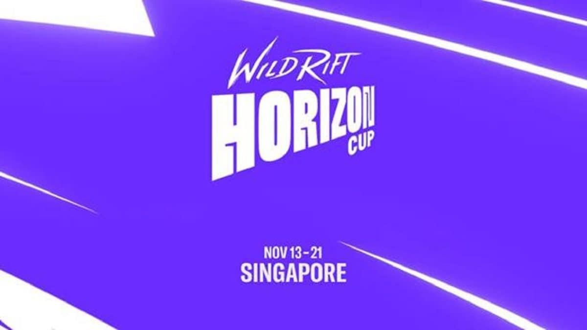 Riot Games Announces First-Ever Wild Rift Horizon Cup
