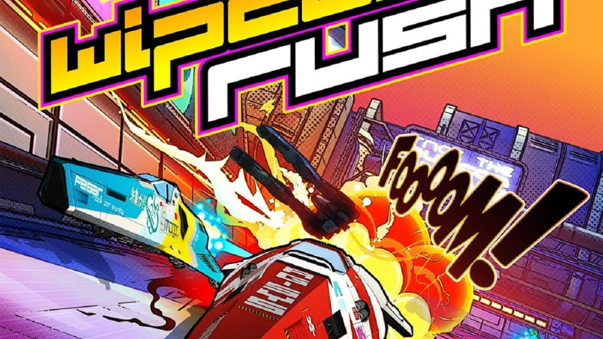 Classic PlayStation Title Wipeout Has Been Reimagined For Mobile
