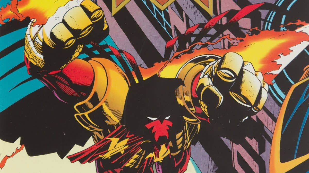 Batman: Sword of Azrael #1 (DC, 1992)