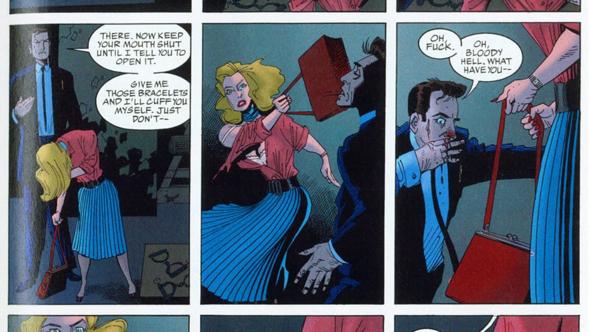 When Alan Moore Talked About James Bond In 1987