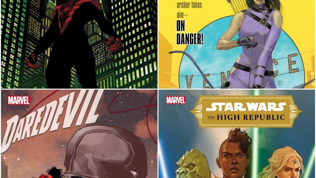 Marvel Comics Still Doing Halloween Giveaway Comics