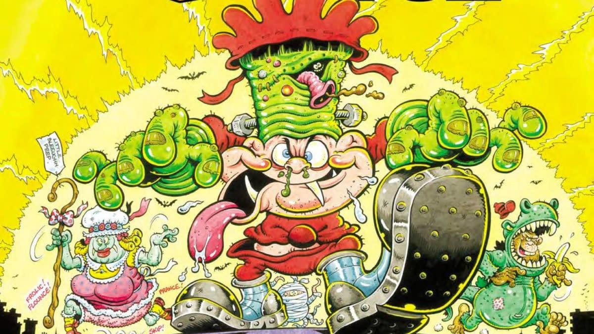 Monster Fun: Rebellion Launches New British Kids' Comic in April 2022
